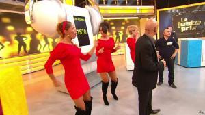Les Gafettes, Fanny Veyrac et Doris Rouesne dans le Juste Prix - 04/03/11 - 4