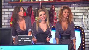 Les Gafettes, Fanny Veyrac, Nadia Aydanne et Doris Rouesne dans le Juste Prix - 09/03/11 - 3
