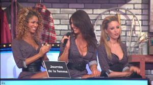 Les Gafettes, Fanny Veyrac, Nadia Aydanne et Doris Rouesne dans le Juste Prix - 09/03/11 - 5