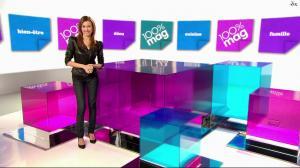 Marie Ange Casalta dans 100 Pour 100 Mag - 07/02/11 - 1