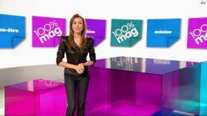 Marie Ange Casalta dans 100 Pour 100 Mag - 07/02/11 - 2