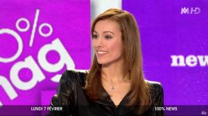 Marie Ange Casalta dans 100 Pour 100 Mag - 07/02/11 - 3