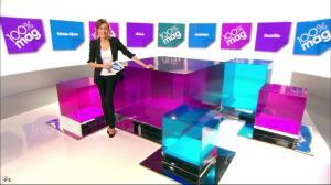 Marie Ange Casalta dans 100 Pour 100 Mag - 09/03/11 - 1