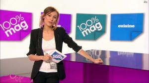 Marie Ange Casalta dans 100 Pour 100 Mag - 09/03/11 - 2