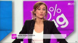 Marie Ange Casalta dans 100 Pour 100 Mag - 09/03/11 - 3