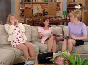 Marie Chevalier, Patricia Elig et Karen Cheryl dans les Nouvelles Filles d'A Cote - 18/07/10 - 8
