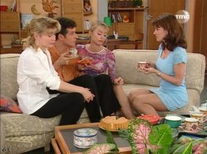 Marie Chevalier et Patricia Elig dans les Nouvelles Filles d'A Cote - 18/07/10 - 10