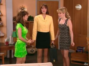 Patricia Elig et Karen Cheryl dans les Nouvelles Filles d'A Cote - 18/07/10 - 11