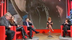 Alba Parietti dans Il Fatto Del Giorno - 08/01/10 - 02