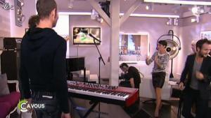 Alessandra Sublet et C à Vous dans la Suite - 26/05/11 - 02