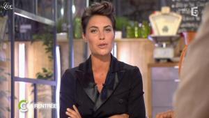 Alessandra Sublet dans C la Rentree - 06/09/10 - 05