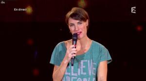 Alessandra Sublet dans les Victoires de la Musique - 03/03/12 - 03