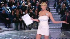 Alessia Marcuzzi dans Grande Fratello - 15/02/10 - 07