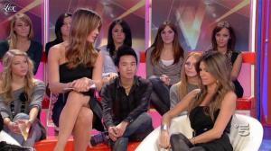 Alessia Ventura et Silvia Toffanin dans Verissimo - 06/11/10 - 01