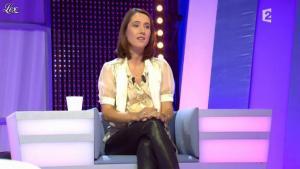 Alexia Laroche-Joubert dans Panique dans l'Oreillette - 04/11/09 - 04