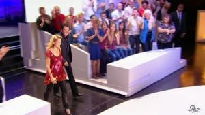 Audrey Dana dans le Grand Journal de Canal Plus - 15/09/11 - 01