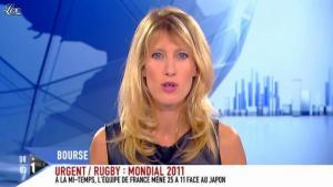 Brigitte Boucher sur i-Télé - 10/09/11 - 02
