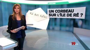 Céline Bosquet dans le 19 45 - 12/08/11 - 04
