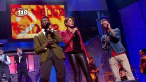 Chimène Badi dans les Stars Chantent la Tete dans les Etoiles - 31/03/12 - 05