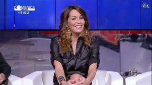 Debora Salvalaggio dans Domenica Cinque - 09/10/11 - 03