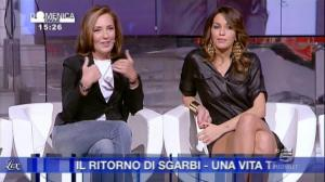 Debora Salvalaggio dans Domenica Cinque - 09/10/11 - 09