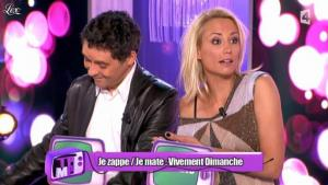 Elodie Gossuin dans Touche pas à mon Poste - 14/02/11 - 05