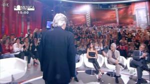 Emanuela Tittocchia dans Domenica Cinque - 09/10/11 - 01