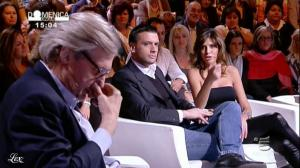 Emanuela Tittocchia dans DomeniÇa Cinque - 09/10/11 - 04