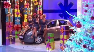 Fanny Veyrac, Nadia Aydanne, Doris Rouesne et Les Gafettes dans le Juste Prix - 26/12/11 - 02