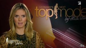 Heidi Klum dans Germany s Next Top Model - 21/04/11 - 01