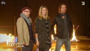 Heidi Klum dans Germany s Next Top Model - 21/04/11 - 02
