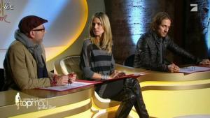 Heidi Klum dans Germany s Next Top Model - 21/04/11 - 06