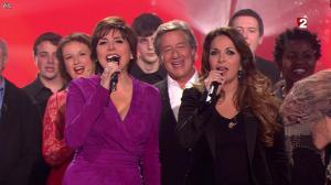 Hélène Segara dans les Stars s amusent à Noel - 24/12/11 - 01
