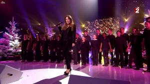 Hélène Segara dans les Stars s amusent à Noel - 24/12/11 - 04