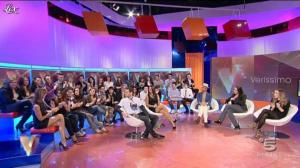 Ilaria De Grenet dans Verissimo - 22/01/11 - 01