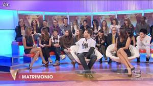 Ilaria De Grenet dans Verissimo - 22/01/11 - 03