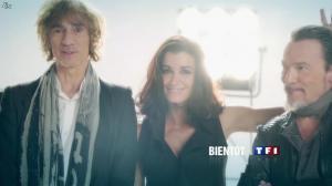 Jenifer Bartoli dans une Bande-Annonce pour The Voice - 20/01/12 - 01