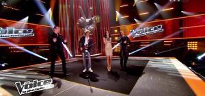 Jenifer Bartoli dans En Coulisses avec The Voice 1x02 - 03/03/12 - 03