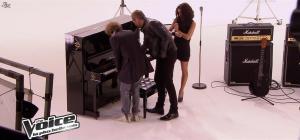 Jenifer Bartoli dans En Coulisses avec The Voice 1x02 - 03/03/12 - 04