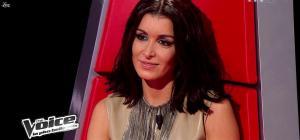 Jenifer Bartoli dans En Coulisses avec The Voice 1x02 - 03/03/12 - 05