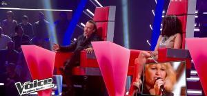 Jenifer Bartoli dans En Coulisses avec The Voice 1x02 - 03/03/12 - 07