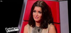 Jenifer Bartoli dans En Coulisses avec The Voice 1x04 - 17/03/12 - 05