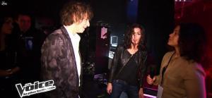 Jenifer Bartoli dans En Coulisses avec The Voice 1x04 - 17/03/12 - 06