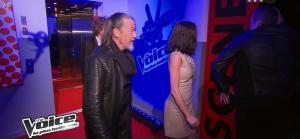 Jenifer Bartoli dans En Coulisses avec The Voice 1x04 - 17/03/12 - 07