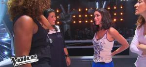 Jenifer Bartoli dans En Coulisses avec The Voice 1x05 - 24/03/12 - 05