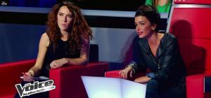 Jenifer Bartoli dans En Coulisses avec The Voice 1x05 - 24/03/12 - 06