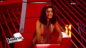 Jenifer Bartoli dans The Voice 1x02 - 03/03/12 - 02