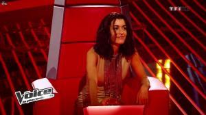 Jenifer Bartoli dans The Voice 1x02 - 03/03/12 - 02