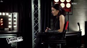 Jenifer Bartoli dans The Voice 1x02 - 03/03/12 - 03