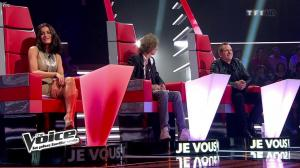 Jenifer Bartoli dans The Voice 1x02 - 03/03/12 - 07